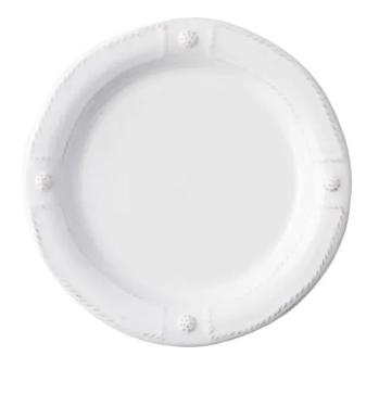 JULISKA French Panel Side/Cocktail Plate BERRY & THREAD