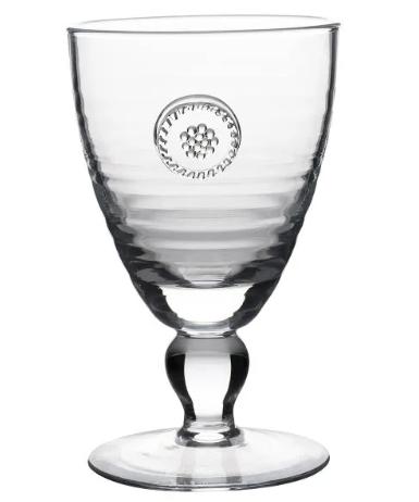 JULISKA Glassware Footed Goblet BERRY & THREAD B701/C