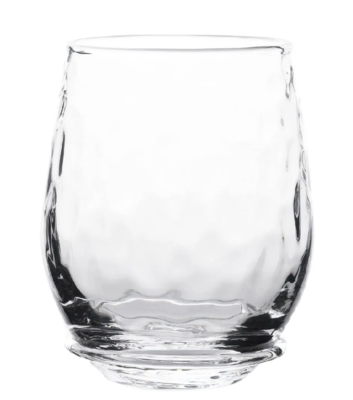 Stemless White Wine CARINE