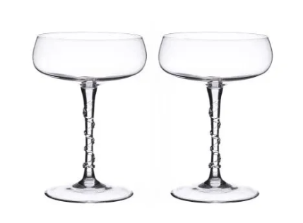 JULISKA Champagne Coupe SET/2, AMALIA B467SET