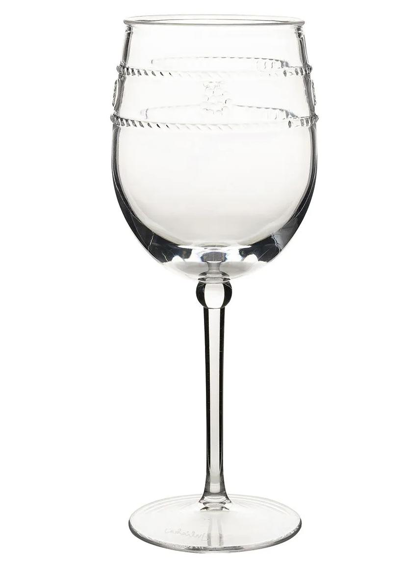 JULISKA Acrylic Wine Glass ISABELLA MA305/01