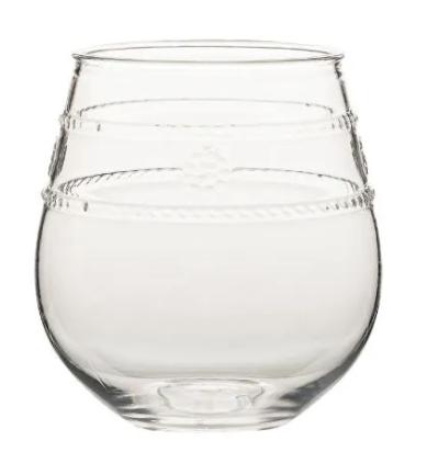 JULISKA Acrylic Stemless Wine Glass ISABELLA MA306/01