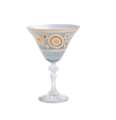 VIETRI Aqua Martini REGALIA