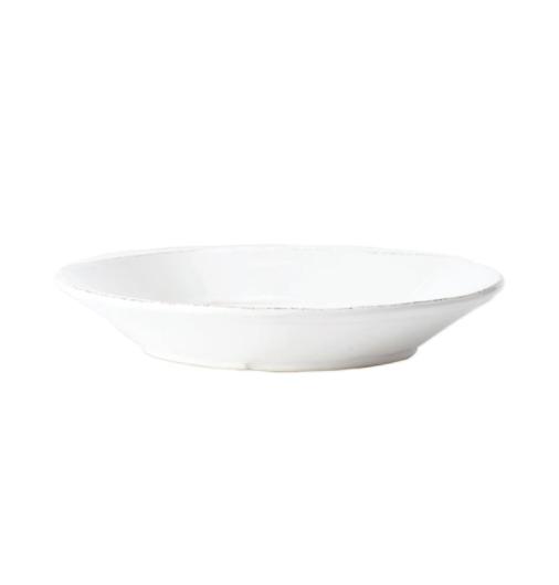 VIETRI White Pasta Bowl LASTRA
