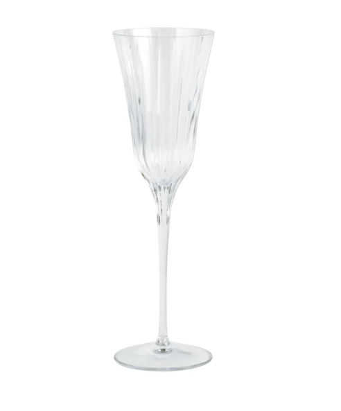 VIETRI Champagne Glass NATALIA