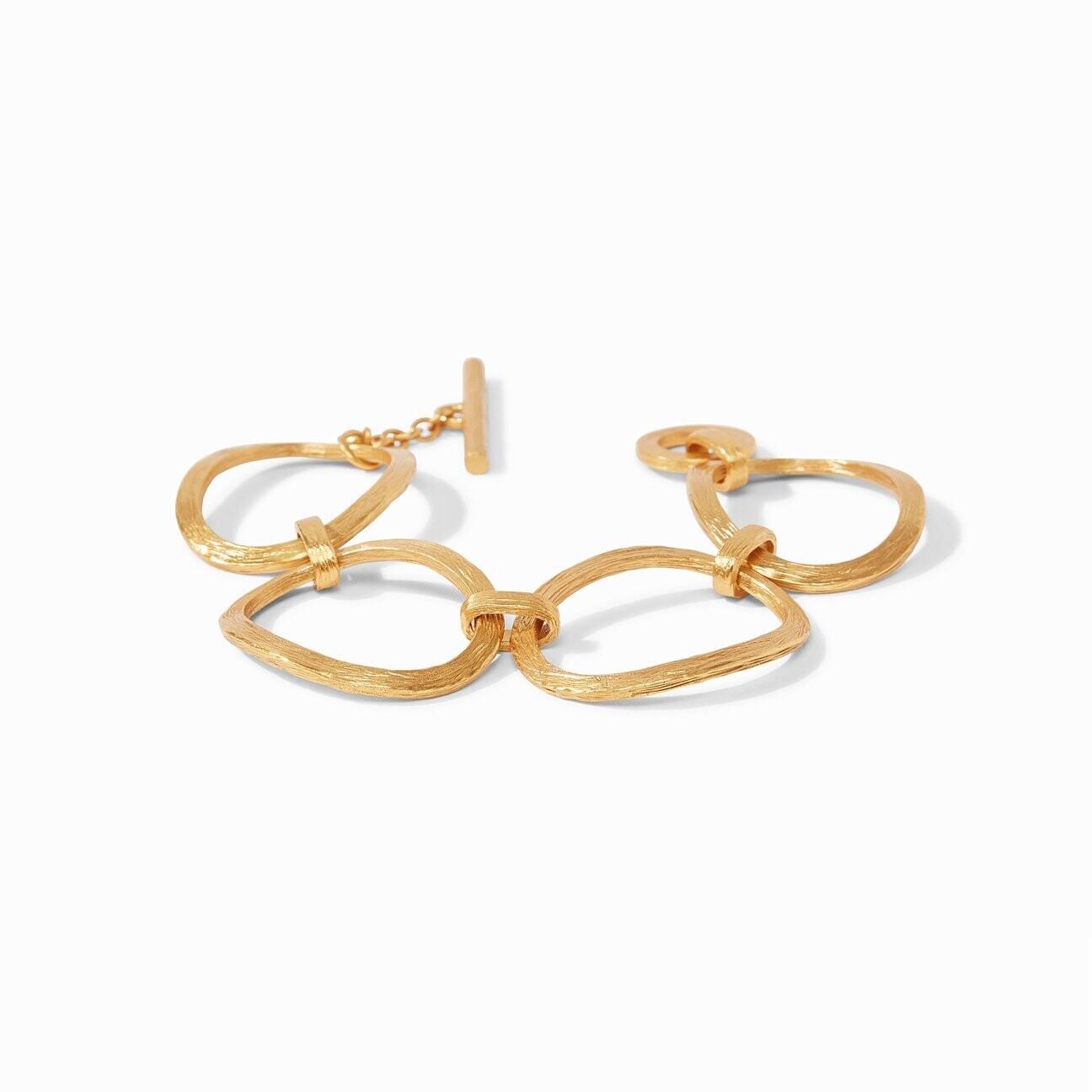 JULIE VOS Aspen Link BRACELET Gold BL142G00