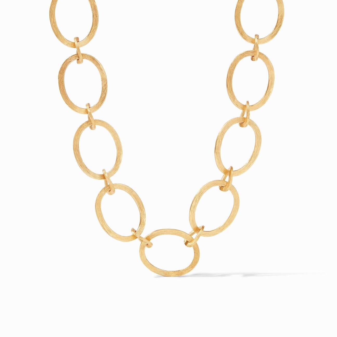 """JULIE VOS Aspen Link 20"""" Necklace"""