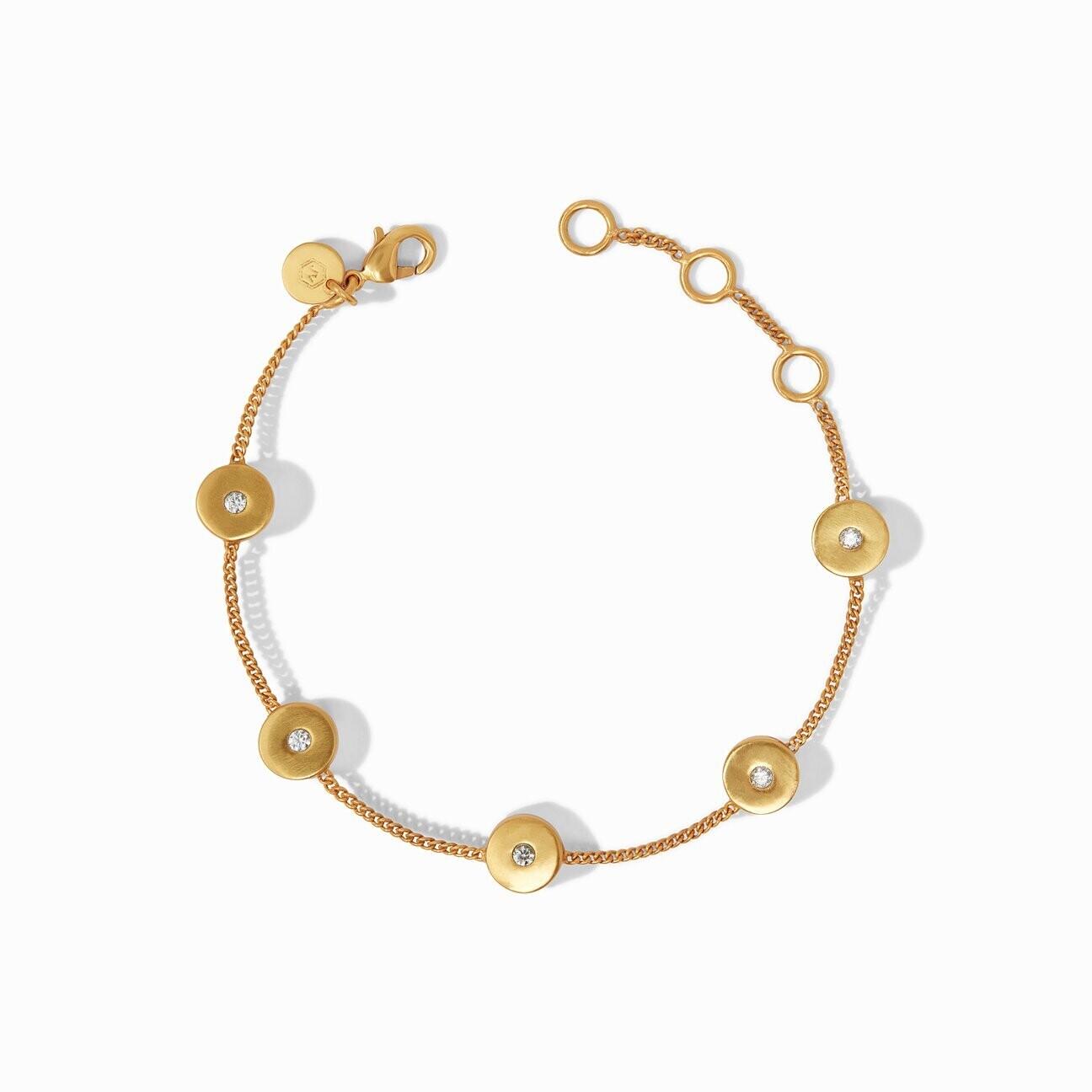 JULIE VOS Poppy Delicate Bracelet