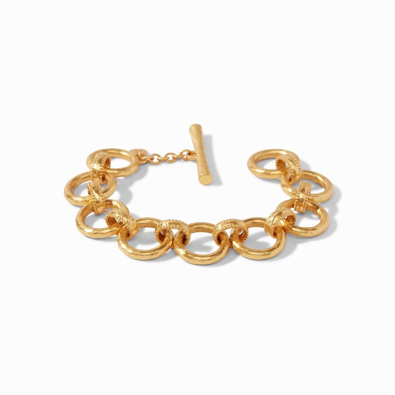 JULIE VOS Savoy Demi Link Bracelet
