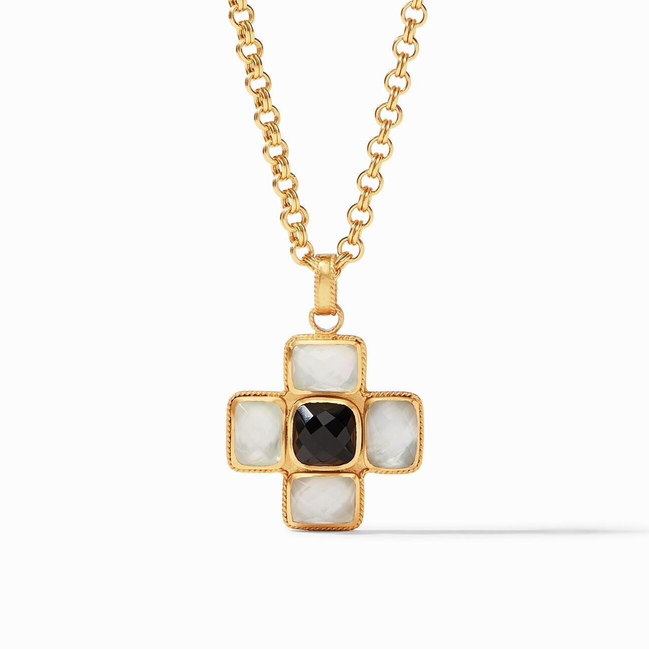 JULIE VOS Savoy Pendant Necklace
