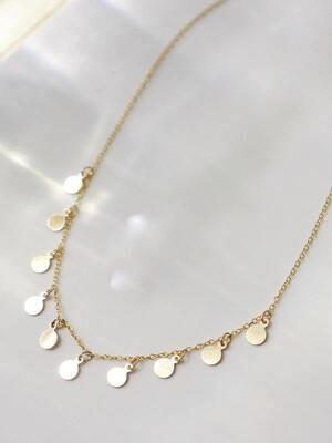 EMILY WARDEN Confetti Necklace