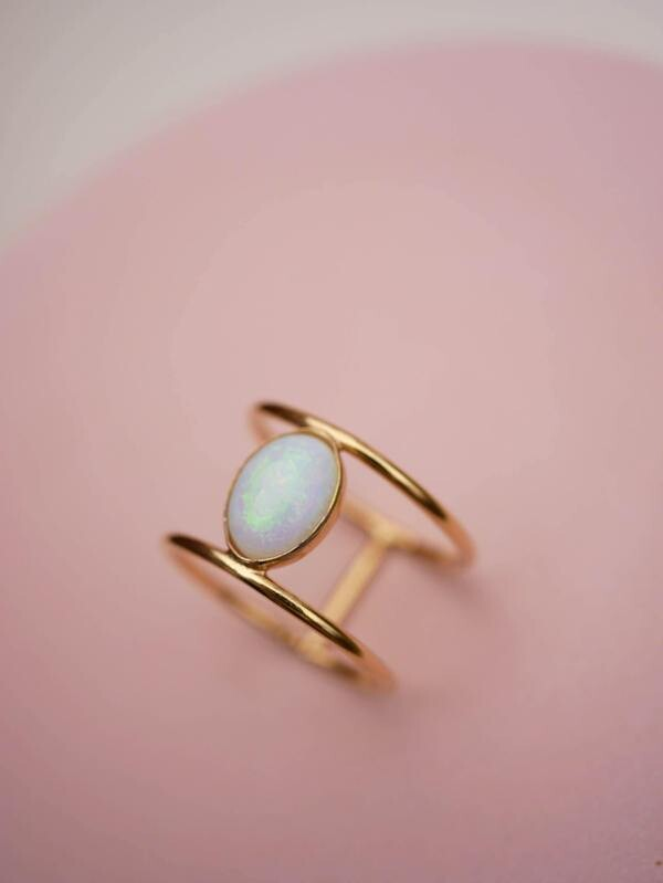 EMILY WARDEN Cage Ring