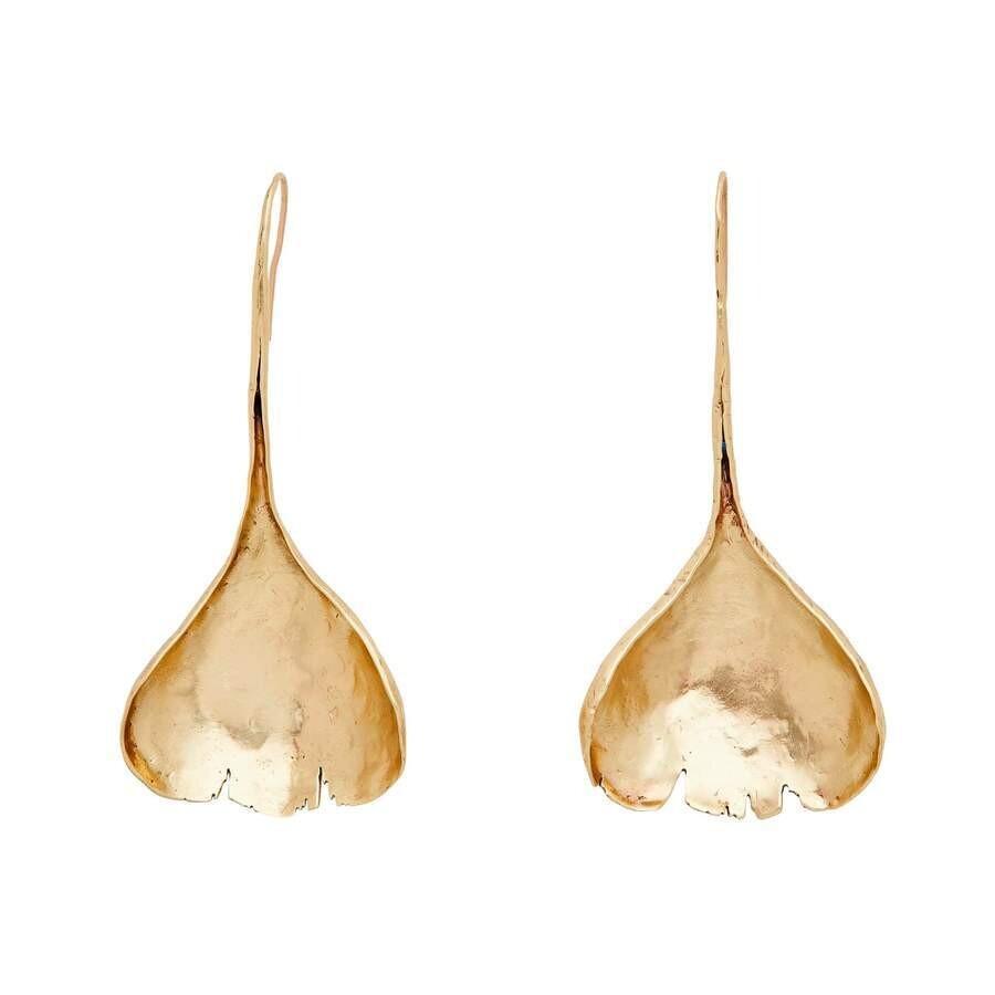JULIE COHN Allium Bronze Earring