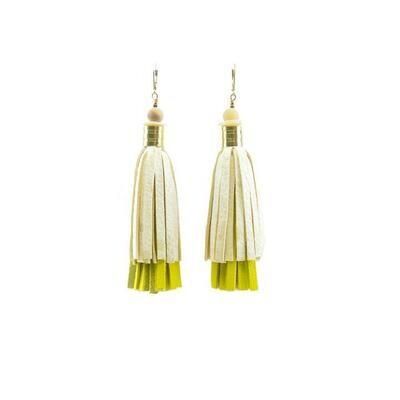 JAHDE Broad Earrings