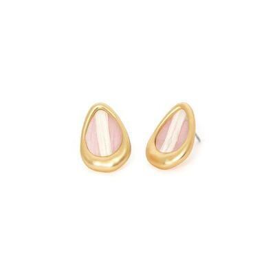 BRACKISH Viburnum Stud Earring