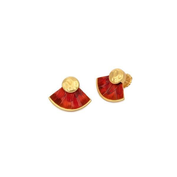 BRACKISH Libby Stud Earrings
