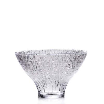 SIMON PEARCE Silver Lake Centerpiece Bowl