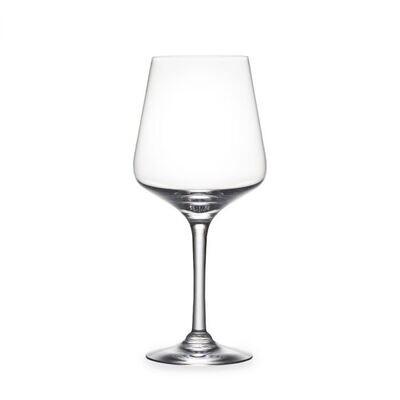 SIMON PEARCE Vintner Red Wine Glass 8871