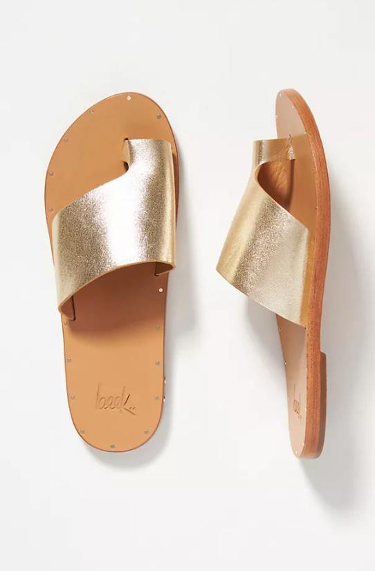 BEEK Toucan Toe-Loop Sandal