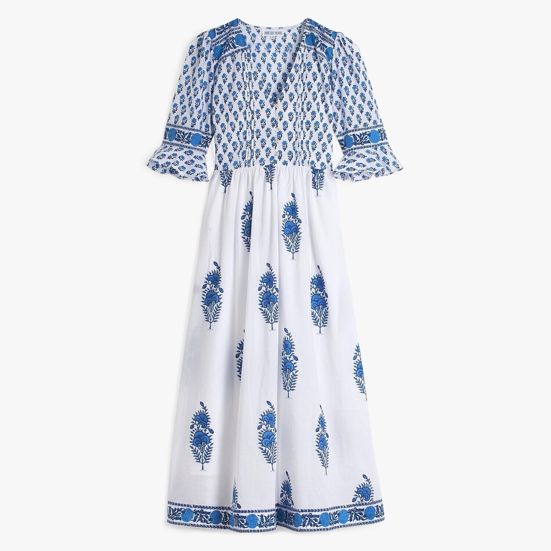 PINK CITY PRINTS Maria Provencal Poppy Dress