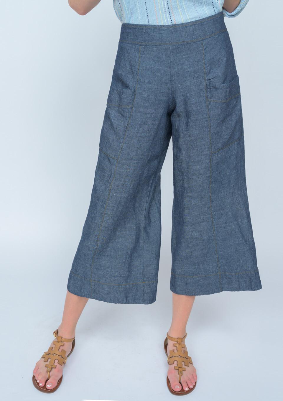 IVY JANE Trouser Slouch Pocket Pants