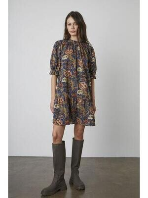 VELVET Tory Ruffle Dress