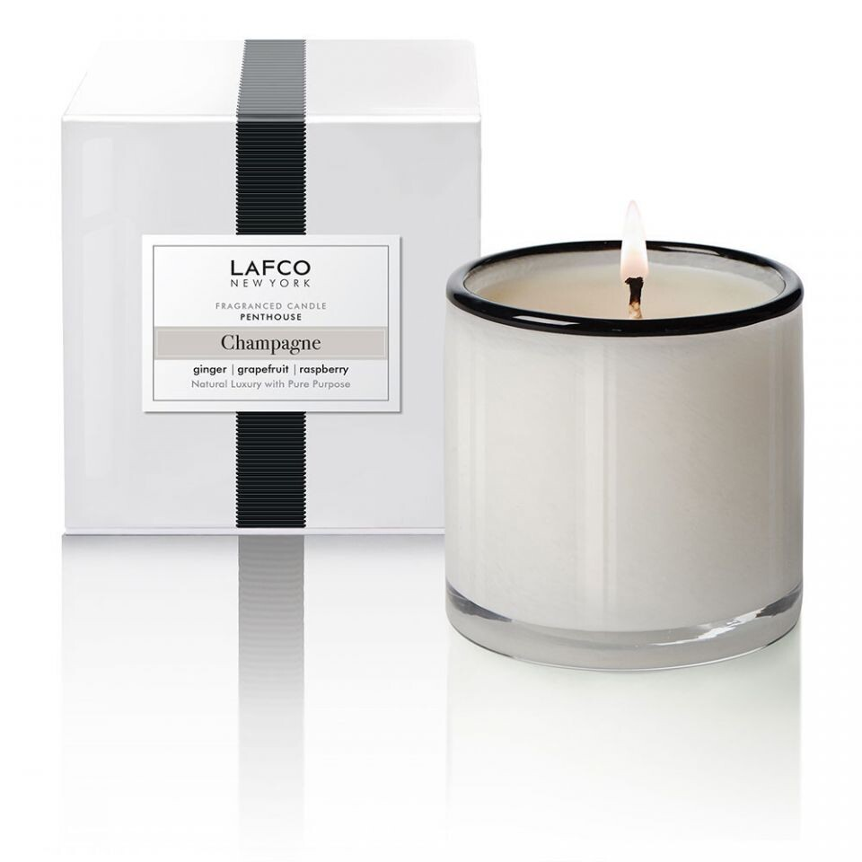 LAFCO Penthouse/Champagne Candle