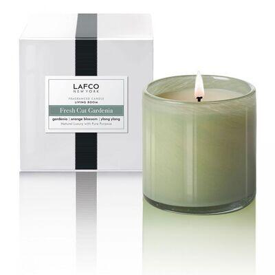 LAFCO Fresh Cut Gardenia Candle,