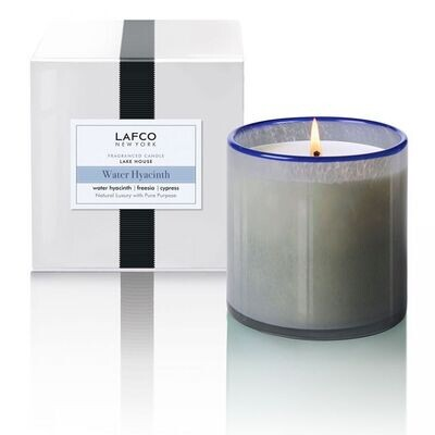 LAFCO Lake House Candle (Water Hyacinth)