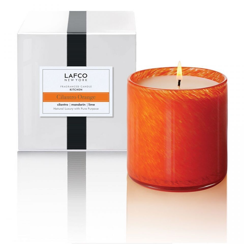 LAFCO Kitchen Candle (Cilantro Orange)