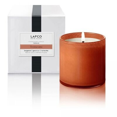 LAFCO Terrace/Terracotta Candle