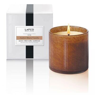 LAFCO Foyer/Amber Black Vanilla Candle,