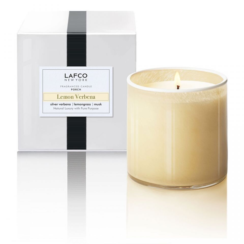 LAFCO Porch Candle (Lemon Verbena)
