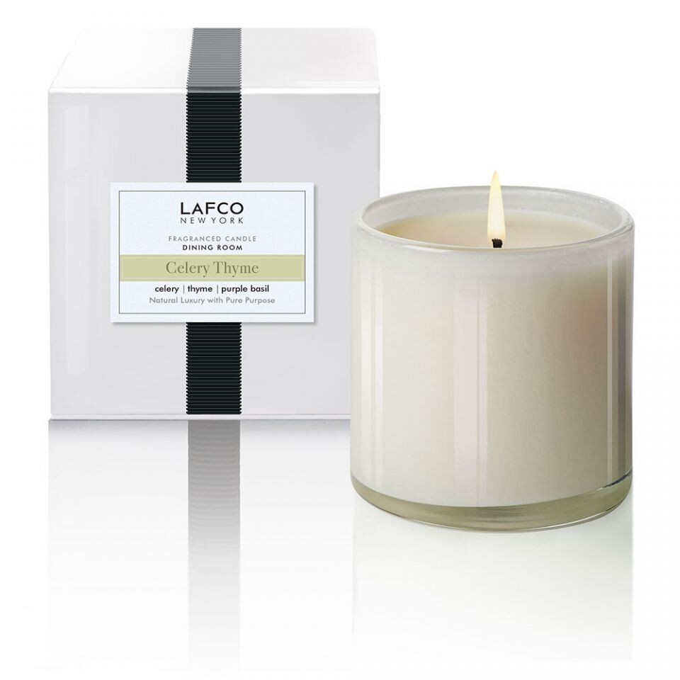 LAFCO Dining Room/Celery Thyme Candle