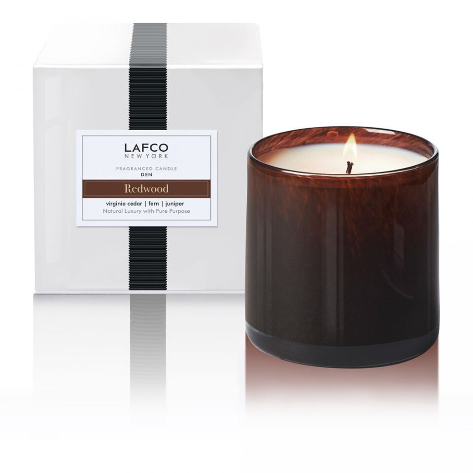 LAFCO Den Candle (Redwood)