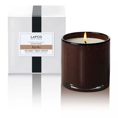 LAFCO Ranch House Candle (Big Sky)