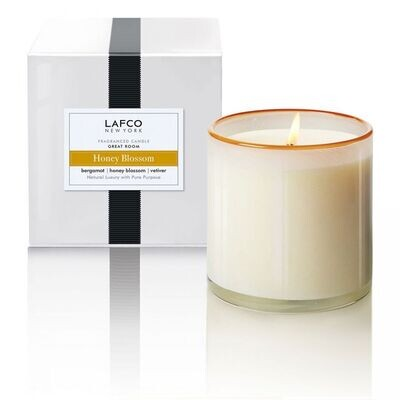 LAFCO Great Room Candle (Honey Blossom)