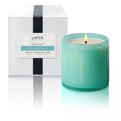 LAFCO Desert House Candle (Watermint Agave)