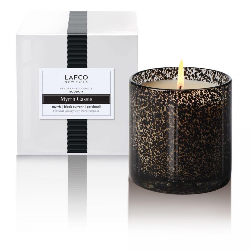 LAFCO Boudoir Candle (Myrrh Cassis)