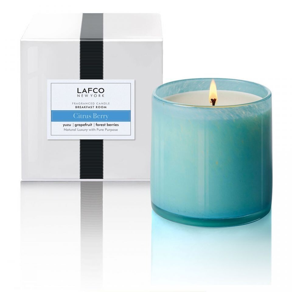 LAFCO Breakfast Room Candle (Citrus Berry)