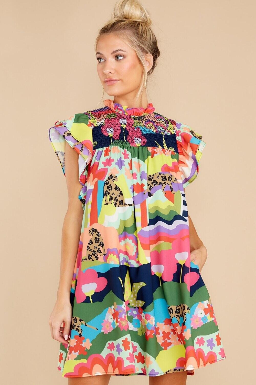 CROSBY Quinn Dress