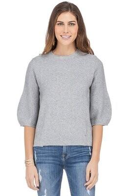 JADE Bishop Sleeve Sweater