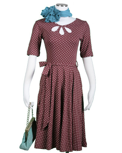 EFFIES HEART Dahlia Dress Polka Dot