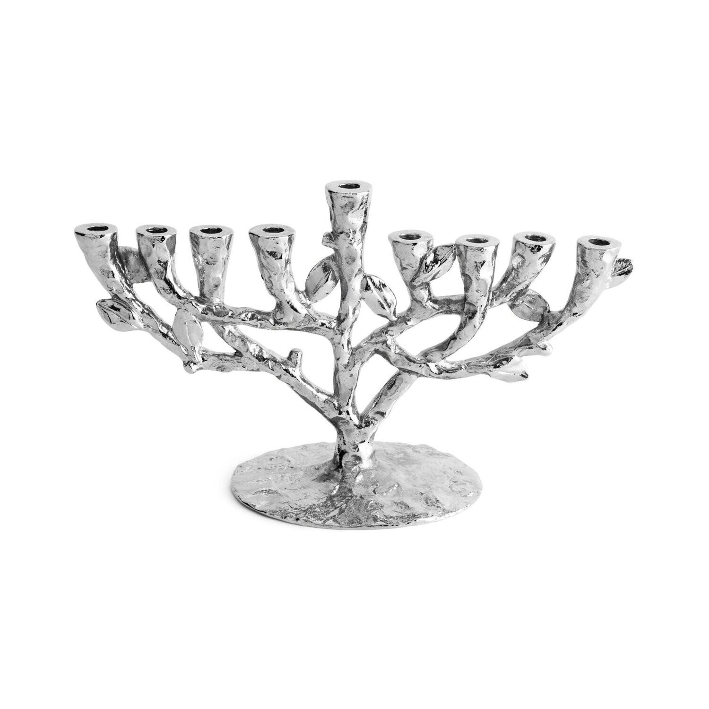 MICHAEL ARAM Tree of Life Childrens Menorah