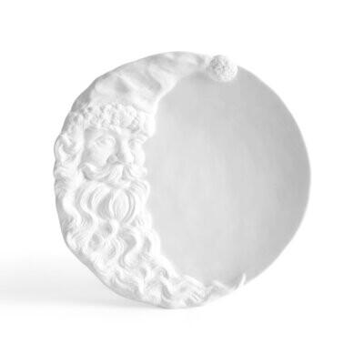 MICHAEL ARAM Santa Moon Plate