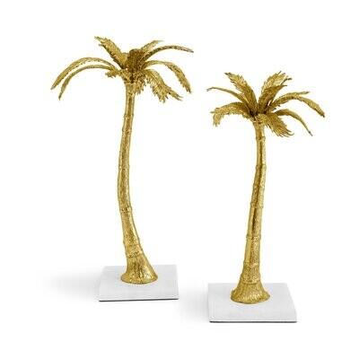 MICHAEL ARAM Palm Candleholders