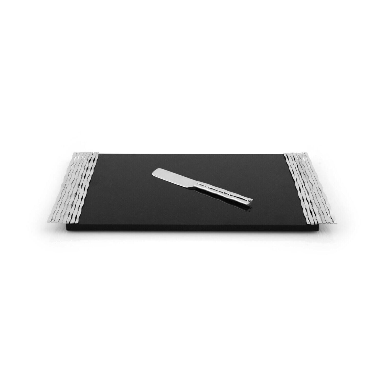MICHAEL ARAM Mirage Cheese Board w/ Knife