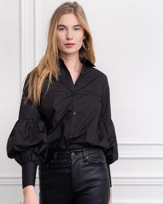 THE SHIRT Lindsay Shirt (Black)
