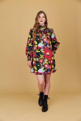 CROSBY Noah Dress (Woodlands)