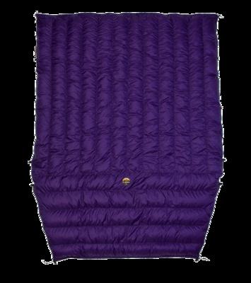 10° Regular/Wide - Deep Purple/Dark Charcoal